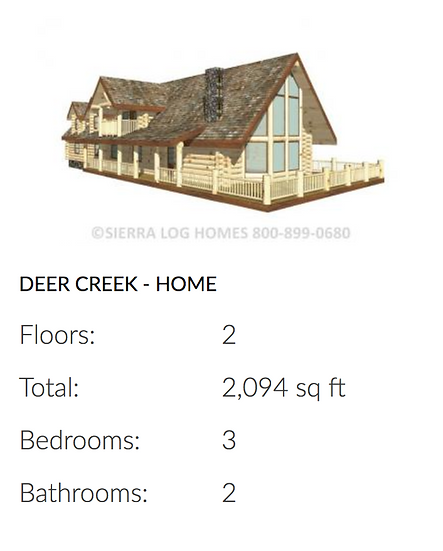 Deer Creek - Home