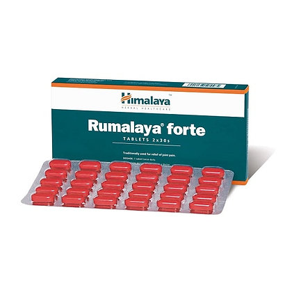Румалая форте противоревматическое средство, Rumalaya Forte Himalaya, 60таб.