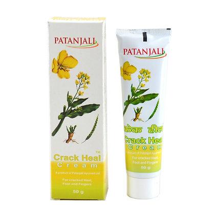 Крем для ног  Патанджали, Patanjali Crack Heal Cream, 50гр.