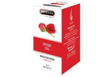 Масло Розы Хемани, Rose oil HemaniI, 30мл.