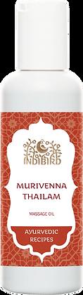 Масло Муривенна для укрепления костей, Murivenna Massage Oil, 150мл.