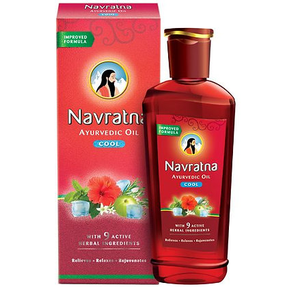 Травяное масло Химани Навратна, Himani Navratna Oil
