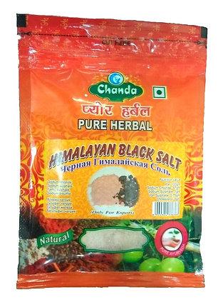 Черная соль, Black salt Chanda, 100гр.