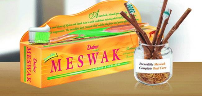 Аюрведическая зубная паста Мисвак