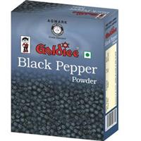 Черный Перец Молотый Black Pepper Powder  Goldiee, 50гр.