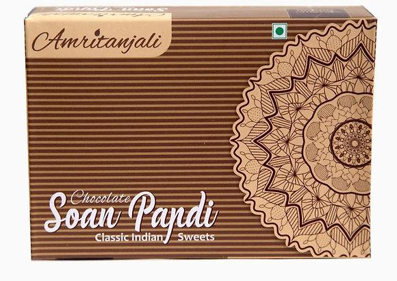 Индийская сладость Соан Папди Шоколад, Soan Papdi, 250гр