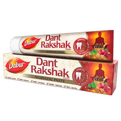 Зубная паста Дант Ракшак, Dant Rakshak Toothpaste Dabur, 80гр.