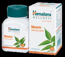 Ним Himalaya Wellness Neem, 60таб.