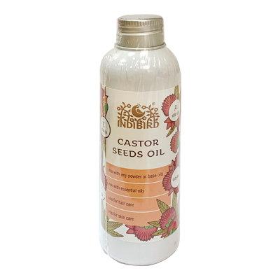 Касторовое масло для кожи и волос, Castor Seeds Oil, 150мл.