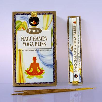 Благовония Yoga Bliss Ppure, 15гр