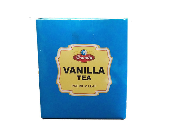 Чай аюрведический с Ванилью, Vanilla Tea  Chanda, 100гр.