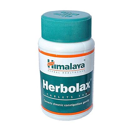 Херболакс  для очищения кишечника, Herbolax Himalaya, 100таб.