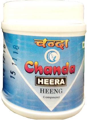 Асафетида молотая, Heera Heeng Chanda, 50гр.