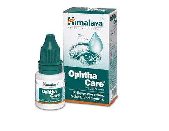Глазные капли  Ophthacare Himalaya, 10мл.