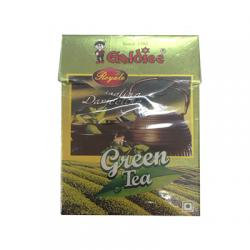 Чай зеленый листовой  Дарджилинг Goldiee Royale ( Darjeeling green Tea), 100гр.