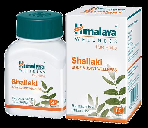 Шаллаки (Shallaki) Himalaya, Лечение заболеваний суставов и не только, 60таб.