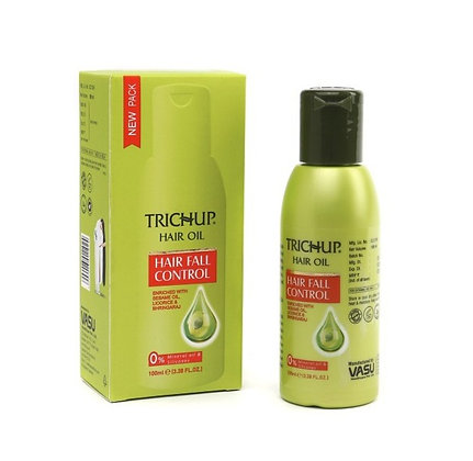 Масло от выпадения волос Тричуп, Hair Fall Control Oil Trichup, 100мл.