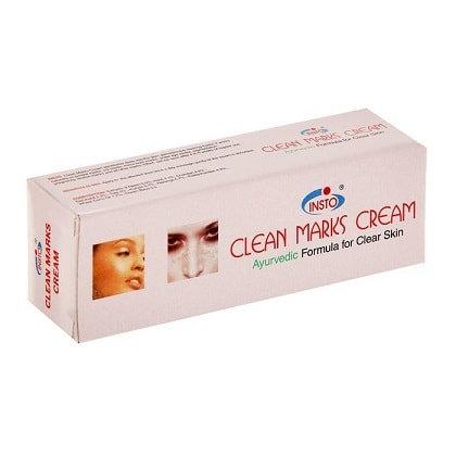 Крем для лица против акне Инсто, Clean Marks Cream Insto, 25гр.