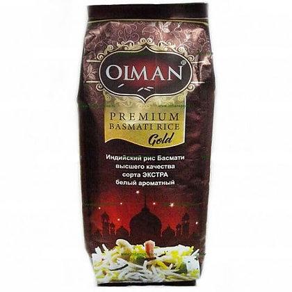 Рис Басмати  Premium Gold Olman, 1кг.