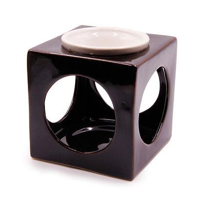 Аромалампа Кубик, керамика 8,5см.