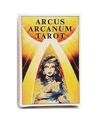 Карты таро Зеркало Судьбы,  Arcus Arcanum Tarot