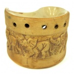 Аромалампа 3 Слона, керамика