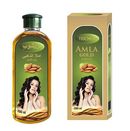 Масло для волос Амла Голд Тричуп, Amla Gold Hair Oil Trichup,200 мл.