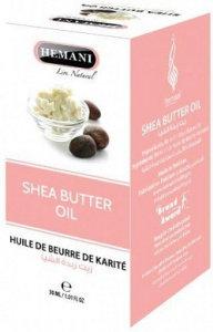 Масло Ши Хемани, Shea Butter oil HemaniI, 30мл.