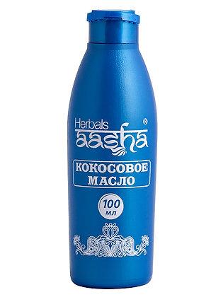 Натуральное кокосовое масло, Aasha Herbals, 100мл.