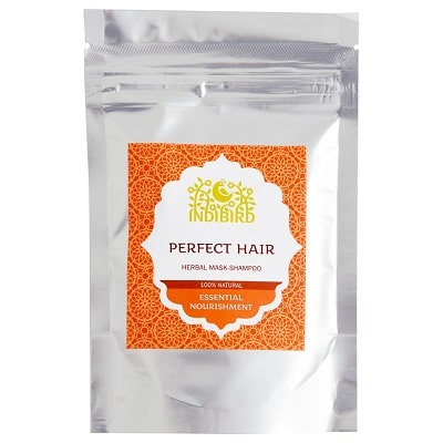 Травяная маска-шампунь Совершенство волос (Perfect Hair Powder), 100гр.