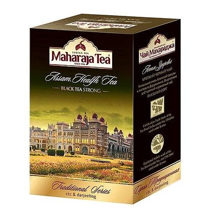 Чай черный смесь  Ассама и Дарджилинга, Maharaja  Assam Health Tea, 100гр.