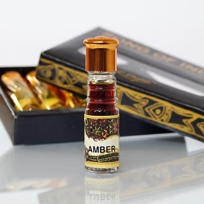 Масло для аромаламп Амбер Секрет Индии Amber, 5мл.