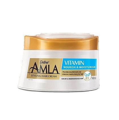 Крем для укладки волос Витамин Dabur Amla Vitamin Hair, 140мл.