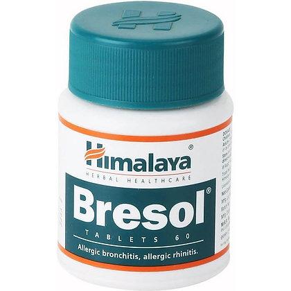 Бресол лечение заболеваний дыхательных путей, Bresol Himalaya 60таб.