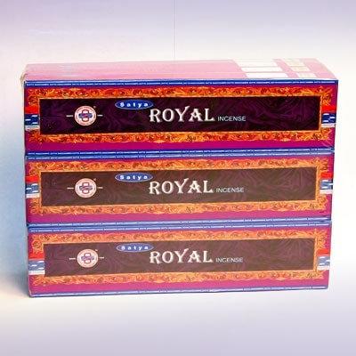 Благовония Satya Royal, 30гр.