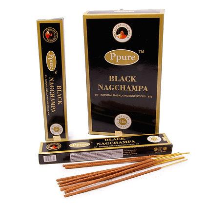 Благовония Ppure Black Nagchampa, 15гр