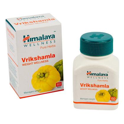 Врикшамла нормализация веса, Vrikshamla Himalaya, 60таб.