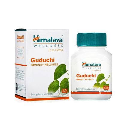 Гудучи Хималая для укрепления иммунной системы, Guduchi Himalaya, 60таб.