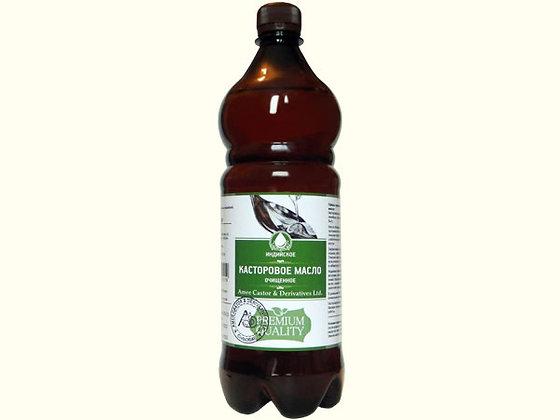 Касторовое масло индийское -100% органическое, 500мл..