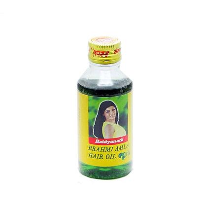 Масло против выпадения волос Брахми Амла, Brahmi Amla Hair Oil Baidyanath, 100мл