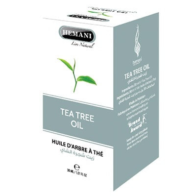 Масло Чайного дерева Хемани,  oil HemaniI, 30мл.
