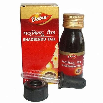 Капли в нос Шадбинду, для лечения насморка и гайморита, 25мл.