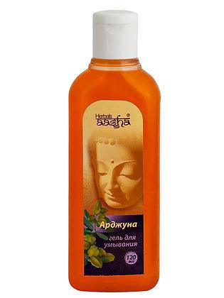 Гель для умывания Арджуна, Aasha Herbals