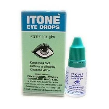 Глазные капли Айтон, Deys Itone Eye drops, 10мл.