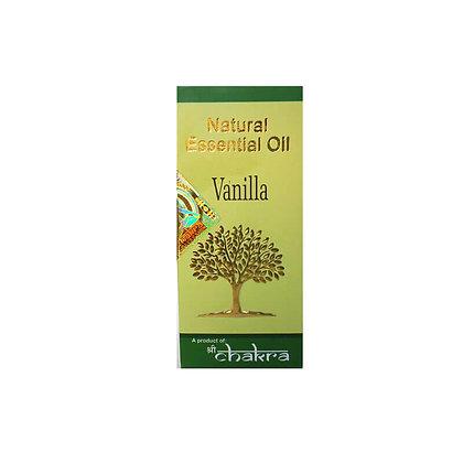 Эфирное натуральное масло Ванили, Natural Essential Oil  Vanilla, 10мл.