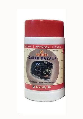 Смесь специй Гарам Масала, Chanda Garam  Masala, 110гр.