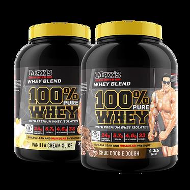 Maxs 100%Whey - 1 kg