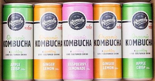 Remedy Kombucha Can
