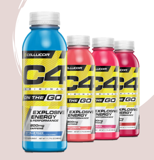 C4 On The Go >> C4 On The Go Ready To Drink 12 Pack