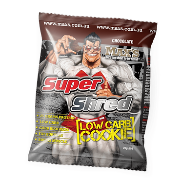 Max's Super Shred Cookie - 12 pack